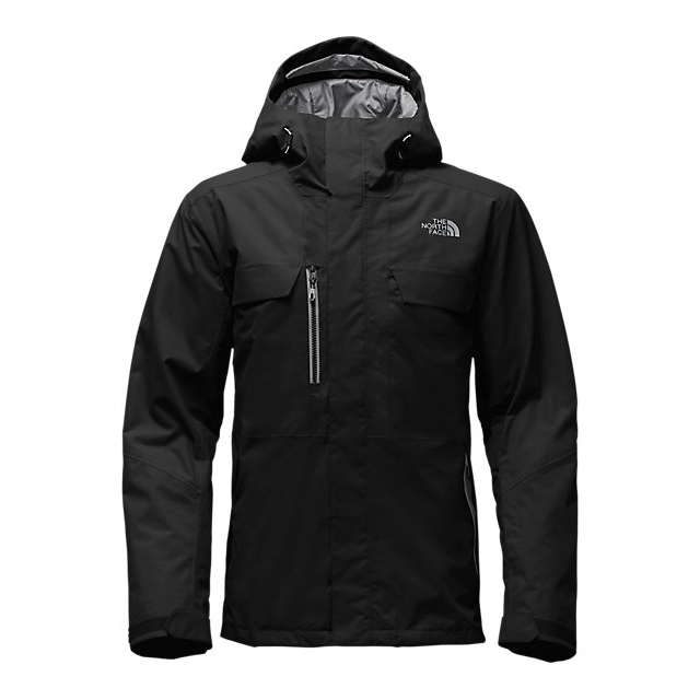 Discount NORTH FACE MEN'S HICKORY PASS JACKET BLACK ONLINE
