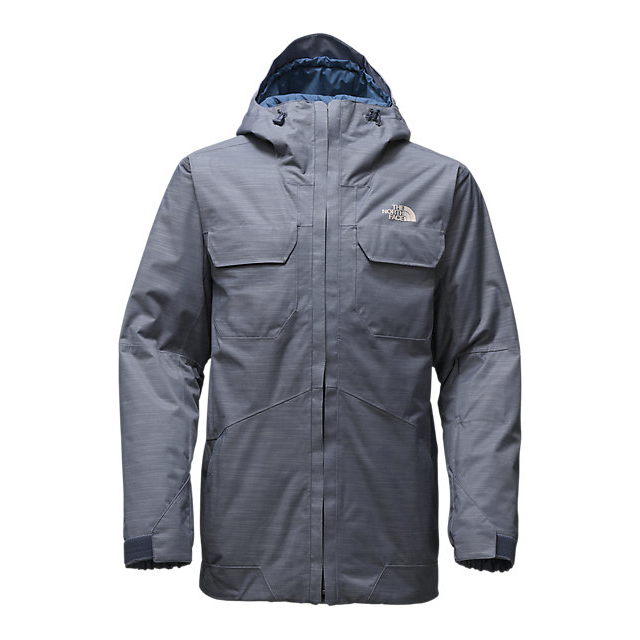 Discount NORTH FACE MEN'S BROGODA INSULATED JACKET SHADY BLUE ONLINE