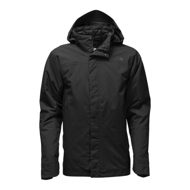 Discount NORTH FACE MEN'S THERMOBALL TRENCH BLACK ONLINE