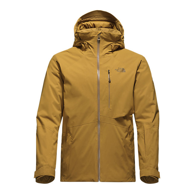 Discount NORTH FACE MEN\'S SICKLINE INSULATED JACKET BRONZE MIST ONLINE