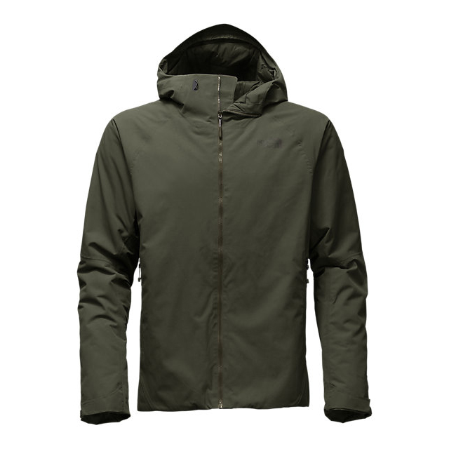 Discount NORTH FACE MEN'S FUSEFORM MONTRO INSULATED JACKET CLIMBING IVY GREEN FUSE ONLINE