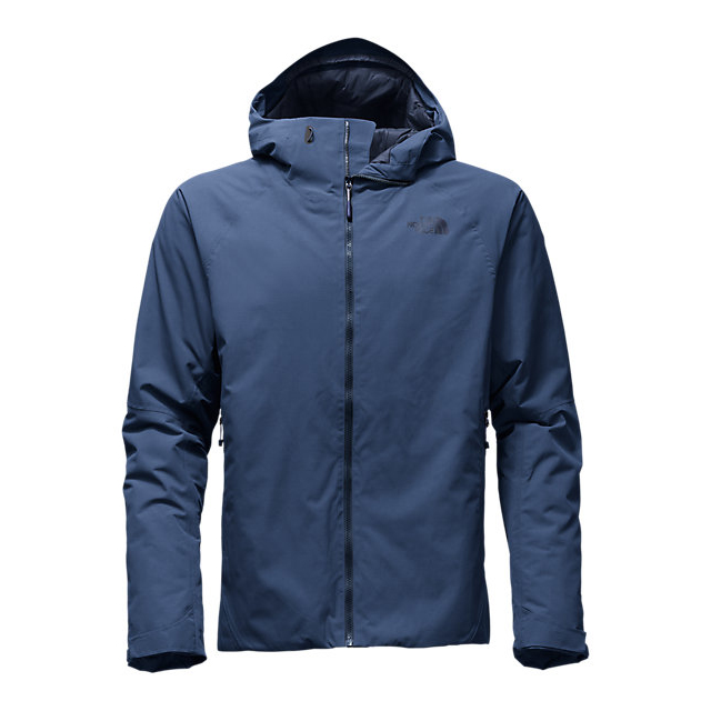 Discount NORTH FACE MEN'S FUSEFORM MONTRO INSULATED JACKET SHADY BLUE FUSE ONLINE