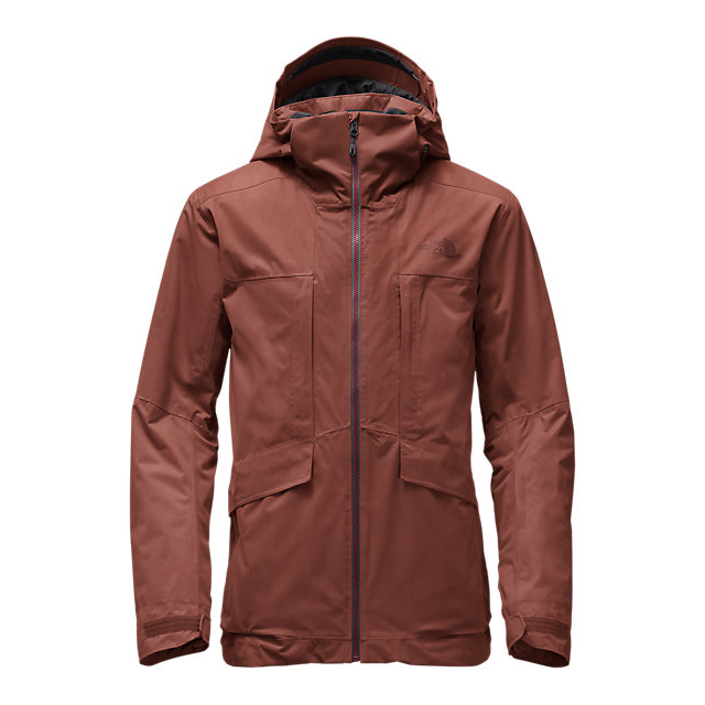 Discount NORTH FACE MEN'S MENDELSON JACKET HOT CHOCOLATE BROWN ONLINE