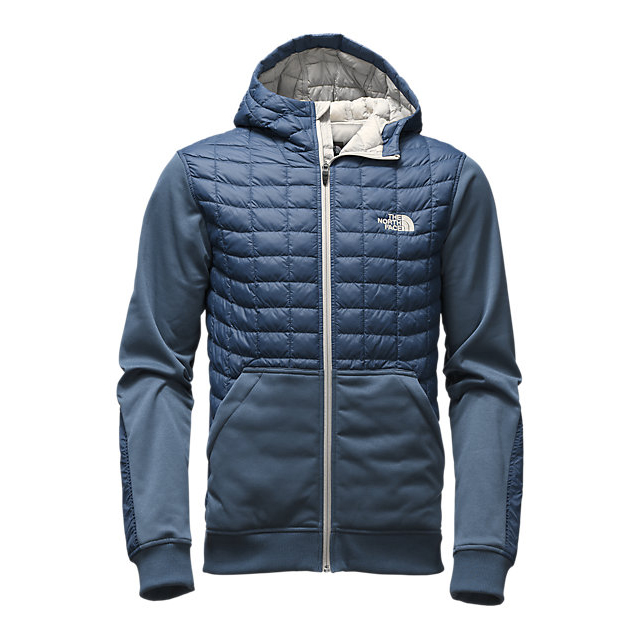 Discount NORTH FACE MEN'S KILOWATT THERMOBALL JACKET SHADY BLUE ONLINE