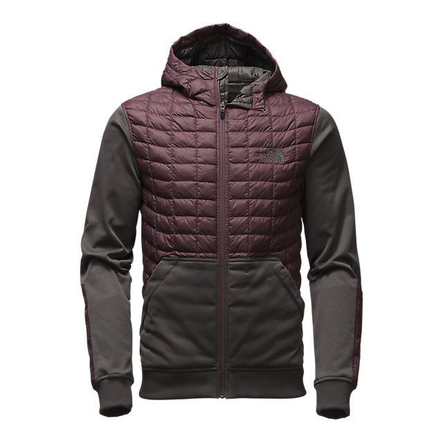 Discount NORTH FACE MEN'S KILOWATT THERMOBALL JACKET KNIGHT PURPLE/ASPHALT GREY ONLINE