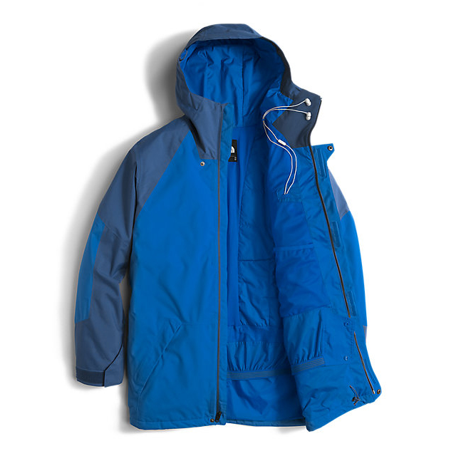 Discount NORTH FACE MEN\'S ACHILLES JACKET BOMBER BLUE/SHADY BLUE ONLINE