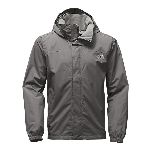 Discount NORTH FACE MEN'S RESOLVE JACKET FUSEBOX GREY ONLINE