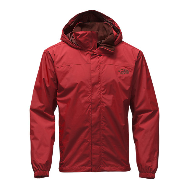 Discount NORTH FACE MEN'S RESOLVE JACKET CARDINAL RED ONLINE