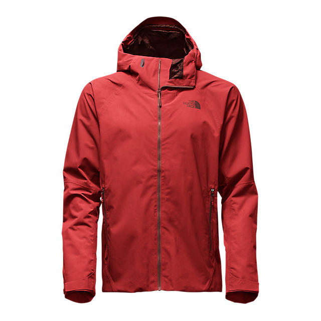 Discount NORTH FACE MEN'S FUSEFORM MONTRO JACKET CARDINAL RED FUSE ONLINE
