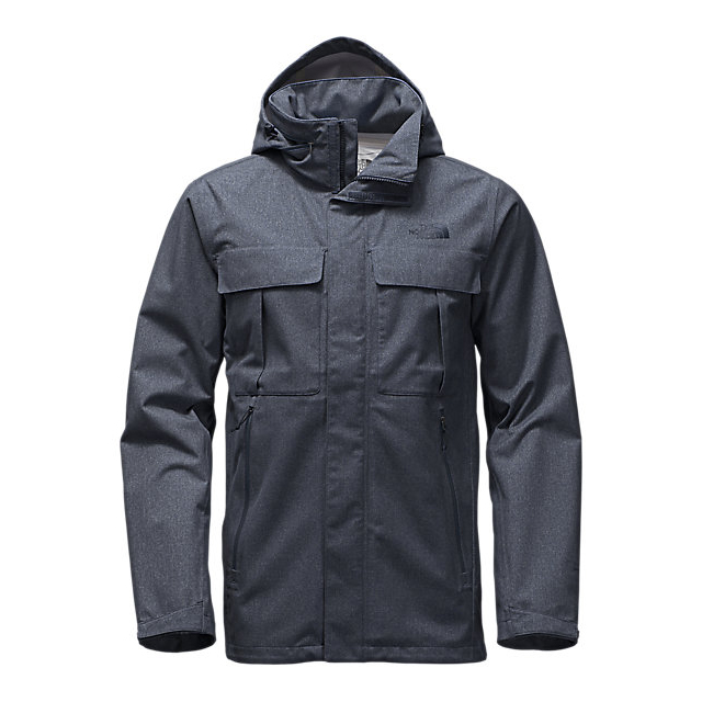 Discount NORTH FACE MEN'S KASSLER FIELD JACKET URBAN NAVY HEATHER ONLINE