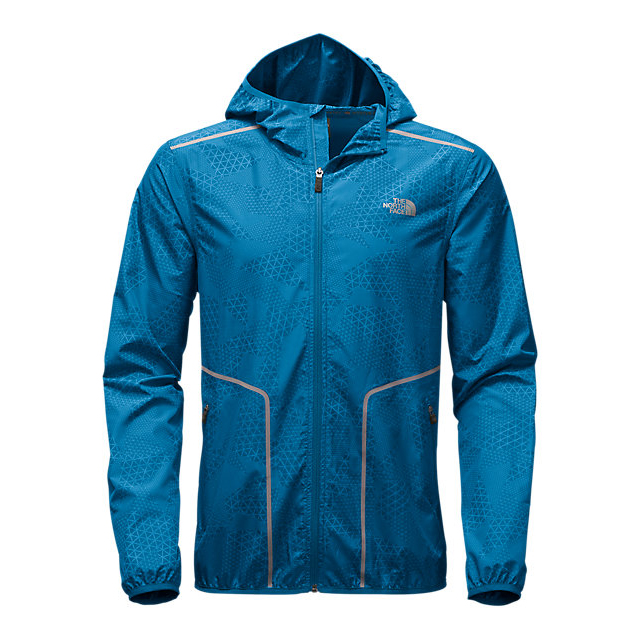 Discount NORTH FACE MEN'S AMPERE WIND TRAINER BANFF BLUE ONLINE