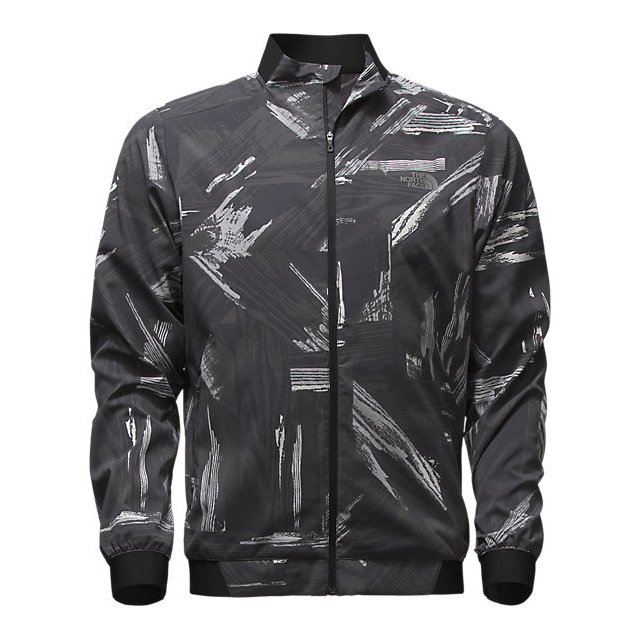 Discount NORTH FACE MEN'S RAPIDO MODA JACKET BLACK REFLECTIVE ONLINE