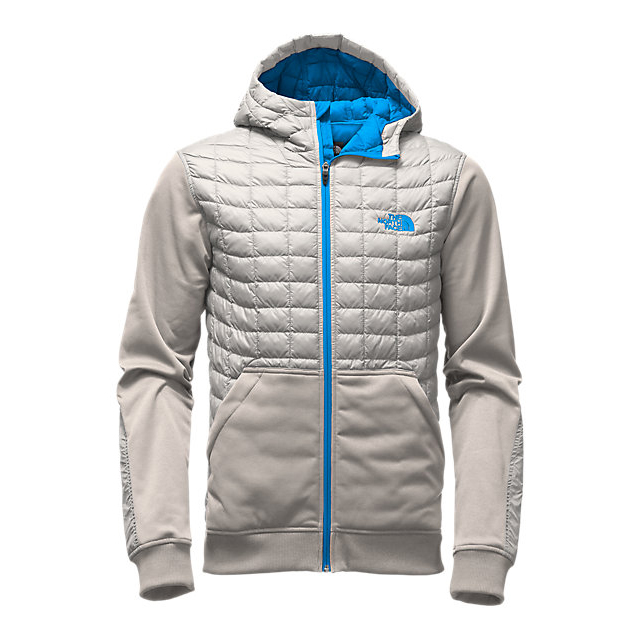 Discount NORTH FACE MEN'S KILOWATT THERMOBALL  JACKET HIGH RISE GREY/BLUE ASTER ONLINE