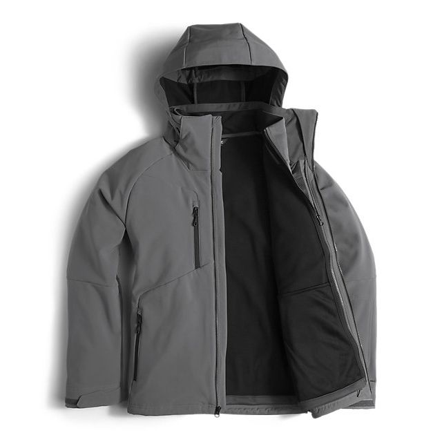 Discount NORTH FACE MEN\'S APEX STORM PEAK TRICLIMATE JACKET ZINC GREY ONLINE