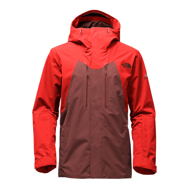 Discount NORTH FACE MEN'S NFZ JACKET HOT CHOCOLATE BROWN-FIERY RED ONLINE
