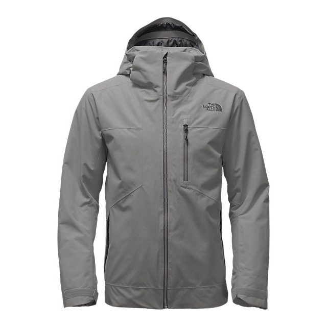 Discount NORTH FACE MEN'S MACHING JACKET ZINC GREY ONLINE