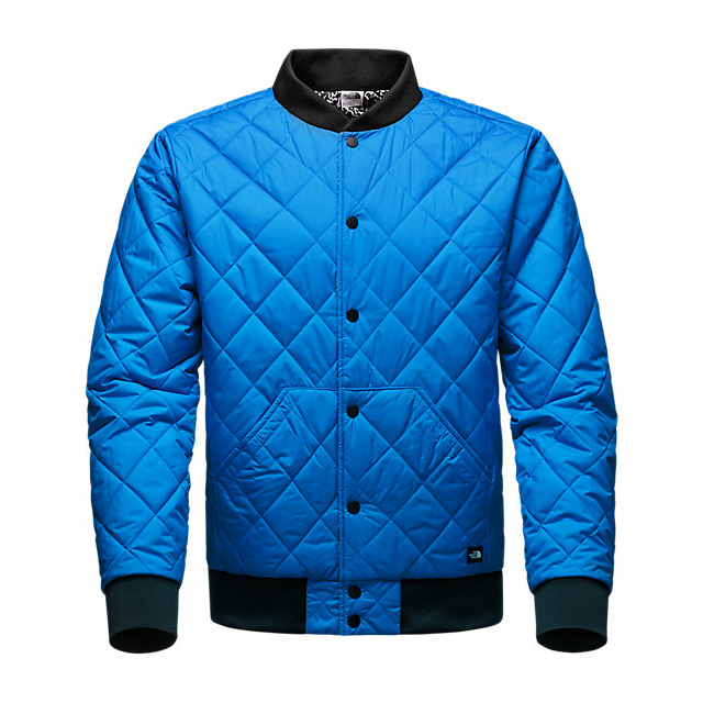 Discount NORTH FACE MEN'S JESTER JACKET BOMBER BLUE ONLINE