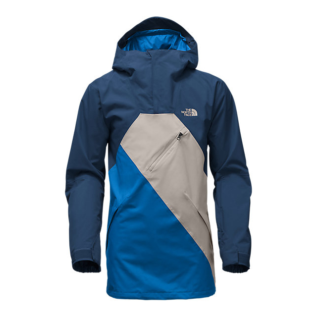 Discount NORTH FACE MEN'S DUBS JACKET SHADY BLUE/BOMBER BLUE/CAMPANULA BLUE ONLINE