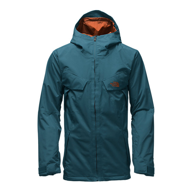 Discount NORTH FACE MEN'S BROHEMIA JACKET PRUSSIAN BLUE ONLINE