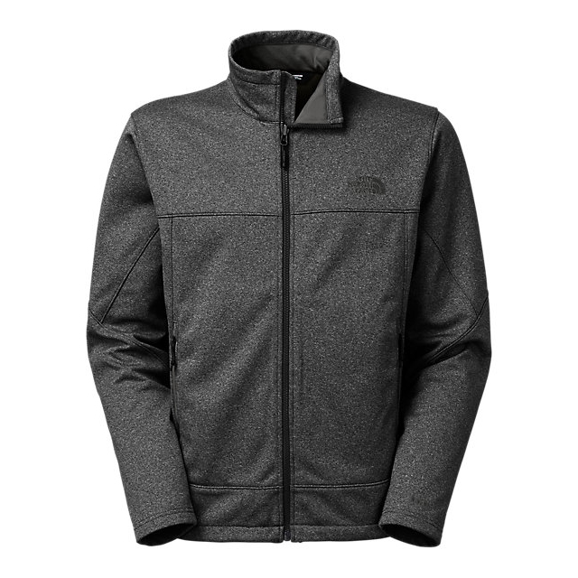 Discount NORTH FACE MEN'S CANYONWALL JACKET DARK GREY HEATHER/DARK GREY HEATHER ONLINE