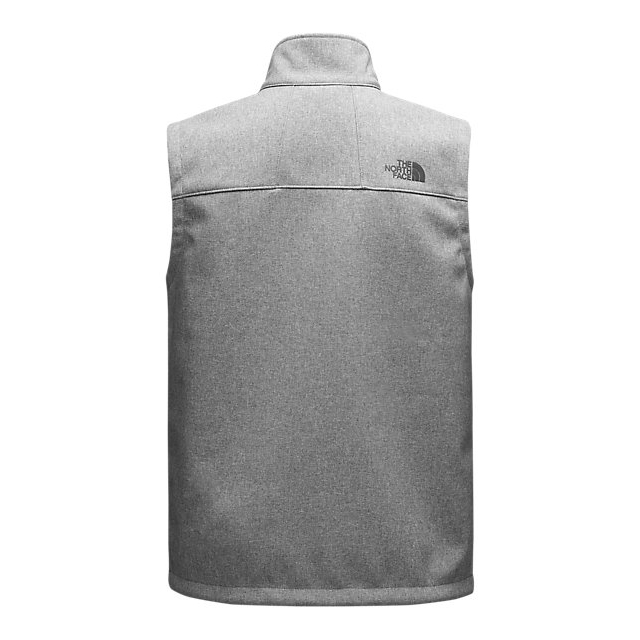 Discount NORTH FACE MEN\'S APEX BIONIC 3 VEST MEDIUM GREY HEATHER ONLINE