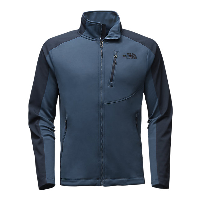 Discount NORTH FACE MEN\'S TENACIOUS HYBRID FULL ZIP SHADY BLUE/URBAN NAVY ONLINE