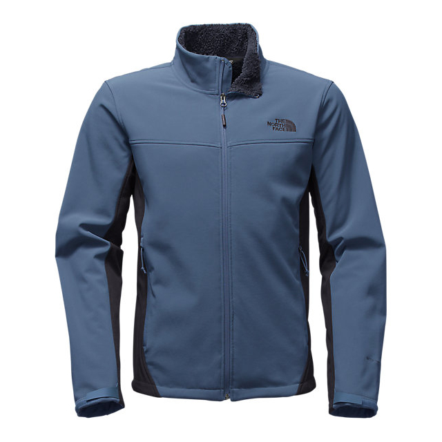 Discount NORTH FACE MEN'S APEX CHROMIUM THERMAL JACKET SHADY BLUE/URBAN NAVY ONLINE