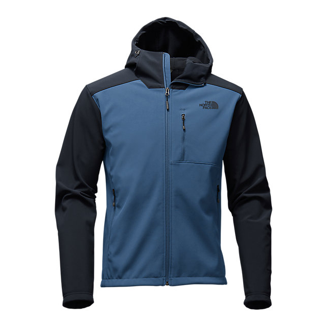 Discount NORTH FACE MEN'S APEX BIONIC 2 HOODIE SHADY BLUE/URBAN NAVY ONLINE