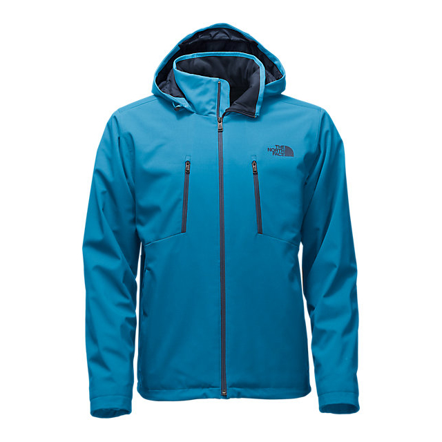Discount NORTH FACE MEN'S APEX ELEVATION JACKET BANFF BLUE/BANFF BLUE ONLINE