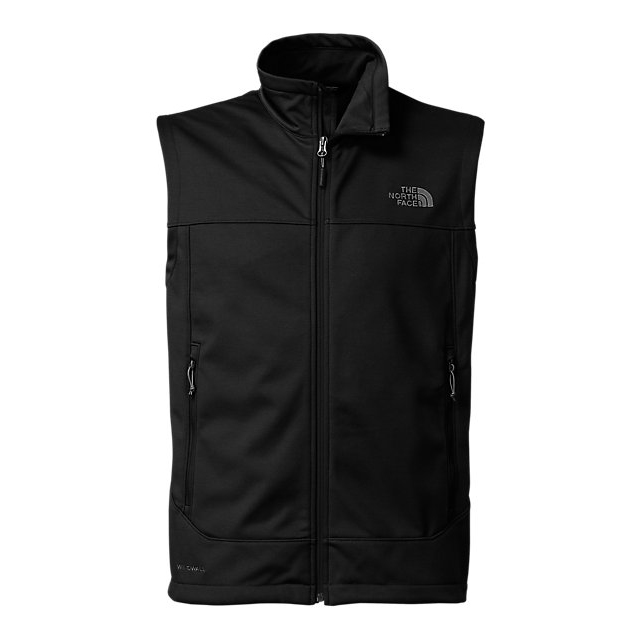 Discount NORTH FACE MEN'S CANYONWALL VEST BLACK ONLINE