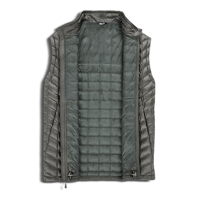 Discount NORTH FACE MEN\'S THERMOBALL™ VEST FUSEBOX GREY ONLINE