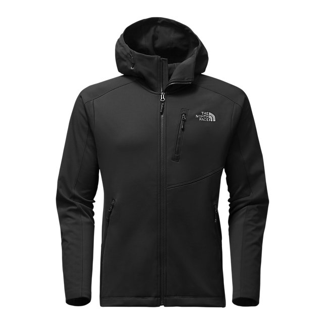 Discount NORTH FACE MEN'S TENACIOUS HYBRID HOODIE BLACK / BLACK ONLINE
