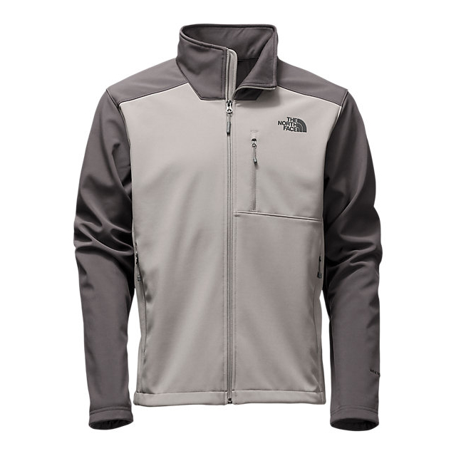 Discount NORTH FACE MEN'S APEX BIONIC 2 JACKET - UPDATED DESIGN MOON MIST GREY/ASPHALT GREY ONLINE