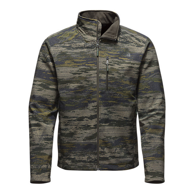 Discount NORTH FACE MEN'S APEX BIONIC 2 JACKET - UPDATED DESIGN ROSIN GREEN GLAMO PRINT ONLINE