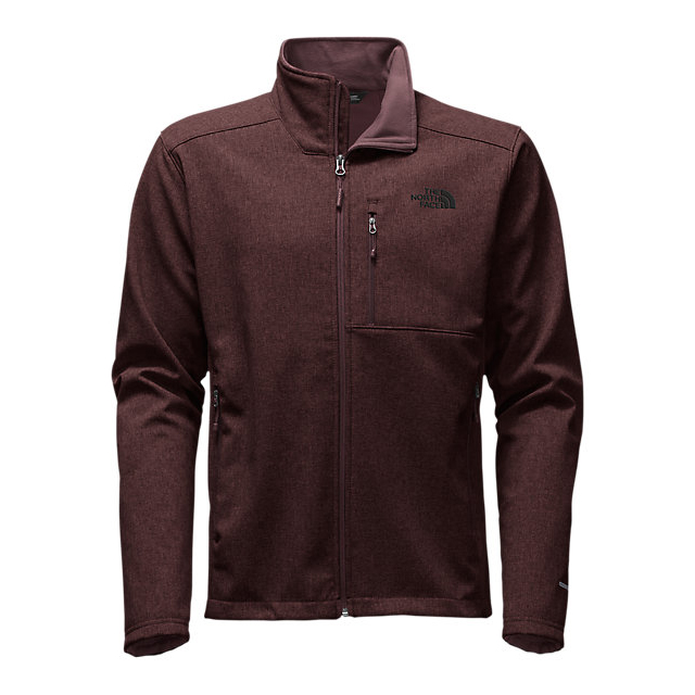 Discount NORTH FACE MEN'S APEX BIONIC 2 JACKET - UPDATED DESIGN ROOT BROWN HEATHER/ROOT BROWN HEATHER ONLINE
