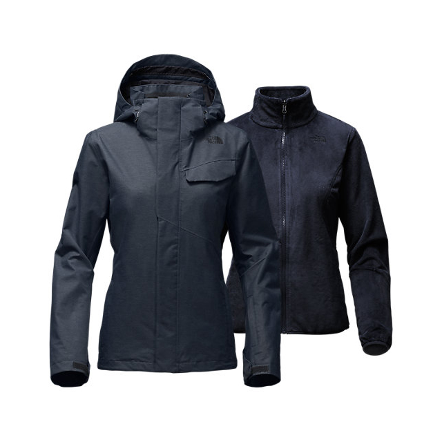 Discount NORTH FACE WOMEN'S HELATA TRICLIMATE  JACKET URBAN NAVY ONLINE