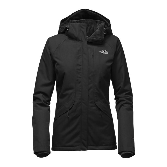 Discount NORTH FACE WOMEN'S INLUX INSULATED JACKET BLACK ONLINE