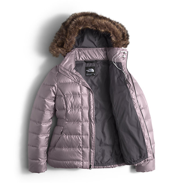 Discount NORTH FACE WOMEN\'S GOTHAM DOWN JACKET QUAIL GREY ONLINE