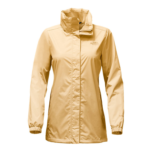 CHEAP NORTH FACE WOMEN'S RESOLVE PARKA GOLDEN HAZE ONLINE