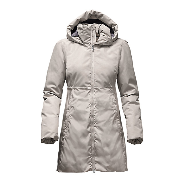 Discount NORTH FACE WOMEN\'S PAREIL PARKA DOVE GREY ONLINE
