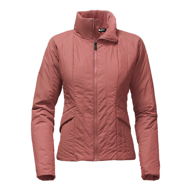 Discount NORTH FACE WOMEN\'S LAURITZ INSULATED JACKET LIGHT MAHOGANY ONLINE