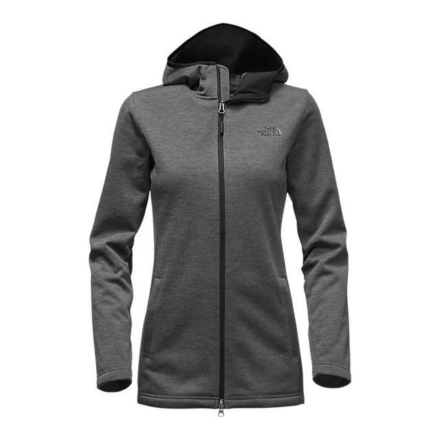 Discount NORTH FACE WOMEN'S MEADOWBROOK RASCHEL PARKA BLACK HEATHER ONLINE