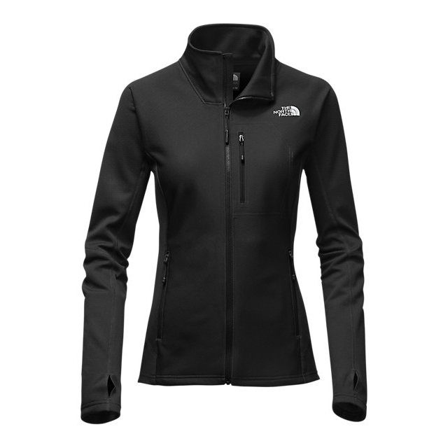 Discount NORTH FACE WOMEN\'S FUSEFORM DOLOMITI FULL ZIP BLACK FUSE ONLINE