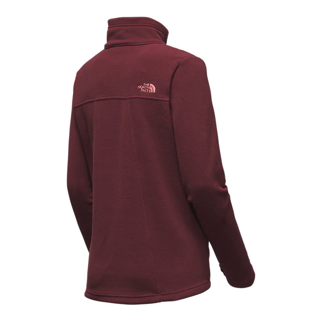 Discount NORTH FACE WOMEN\'S KHUMBU JACKET DEEP GARNET RED ONLINE