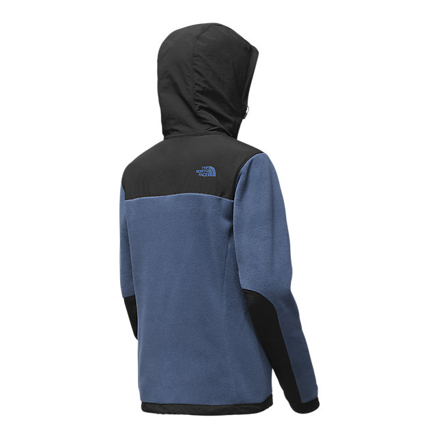 Discount NORTH FACE WOMEN\'S DENALI 2 HOODIE SHADY BLUE/BLACK ONLINE