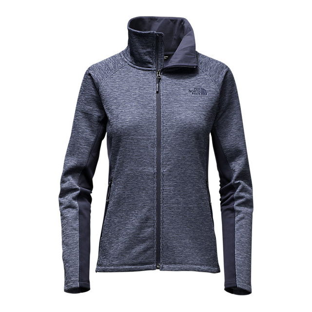 Discount NORTH FACE WOMEN\'S ARCATA FULL ZIP COSMIC BLUE HEATHER / COSMIC BLUE ONLINE