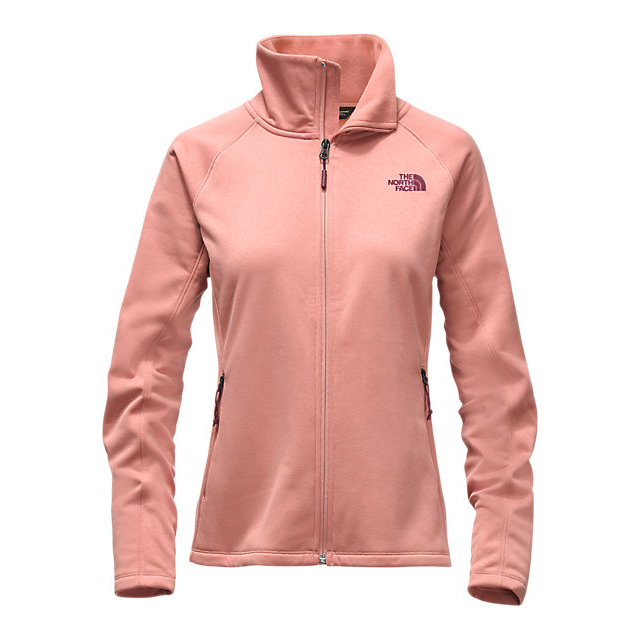 Discount NORTH FACE WOMEN\'S ARCATA FULL ZIP ROSE DAWN ONLINE