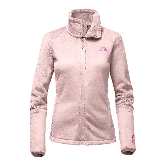 CHEAP NORTH FACE WOMEN'S PINK RIBBON OSITO 2 JACKET PURDY PINK ONLINE
