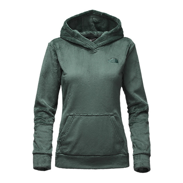 Discount NORTH FACE WOMEN\'S OSITO PULLOVER BALSAM GREEN ONLINE