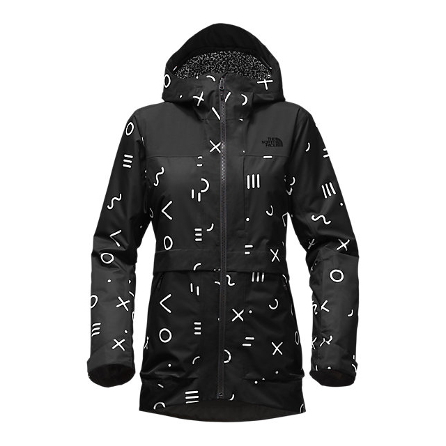 Discount NORTH FACE WOMEN\'S NEVERMIND JACKET BLACK XO PRINT ONLINE
